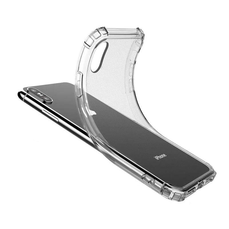 Etui silikonowe dla iPhone lub Samsunga