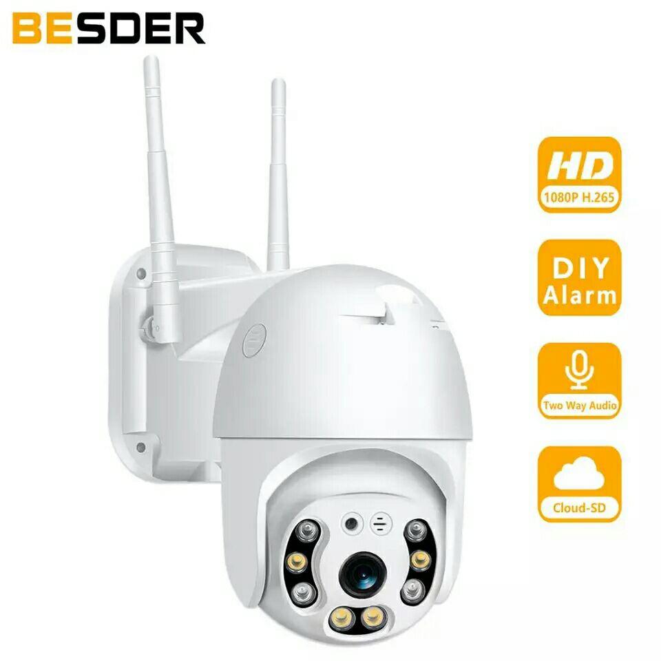 Kamera WiFi PTZ 1080 night color za 22,65$ możliwe 21,07$