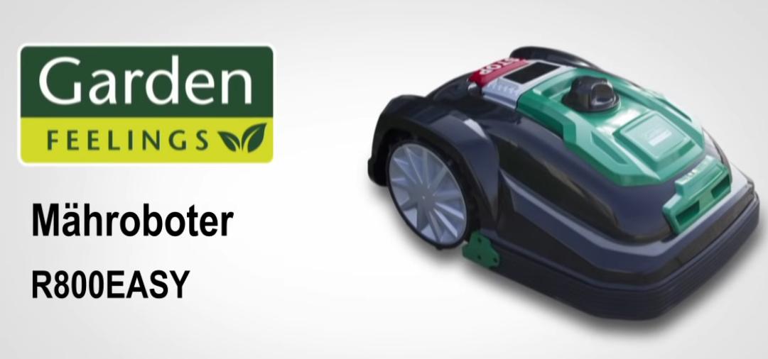 Kosiarka automatyczna Garden Feeling R800 Easy (ALDI lokalnie a może ogólnopolsko?))
