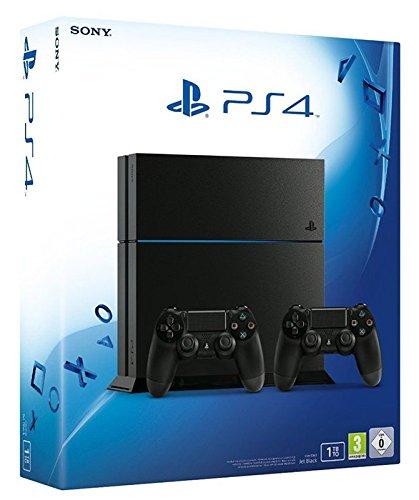 Konsola Playstation 4 1TB (nowy model!) + 2 pady za 1330zł @ eBay