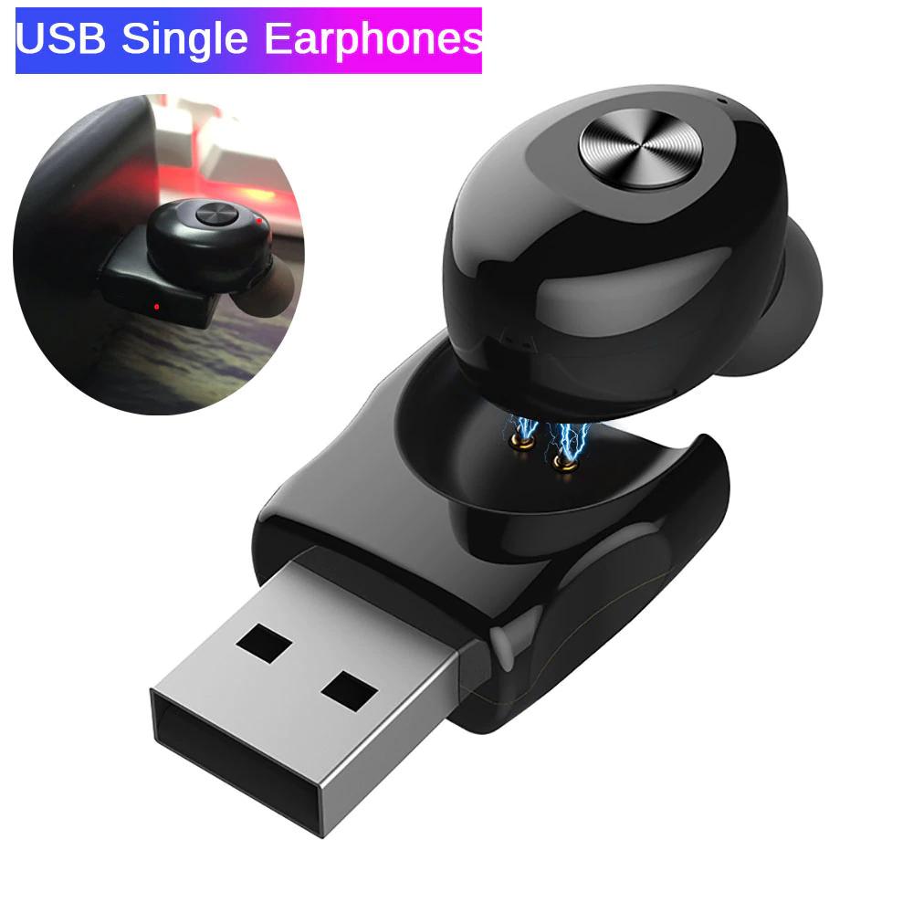 Sluchawka XG12 TWS 5.0 Bluetooth zasilane z USB za $3.83