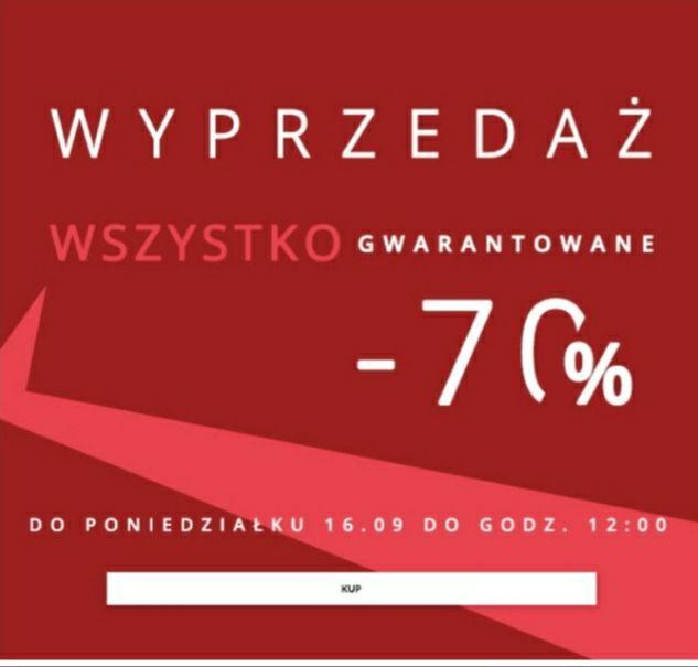 Bytom, wyprzedaż-70%
