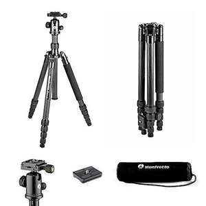 Manfrotto Element Traveller Kit CARBON @ amazon.de