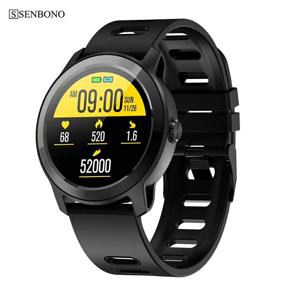 Smartwatch Senbono S08 Plus z kuponem sprzedawcy za ok. $11.16