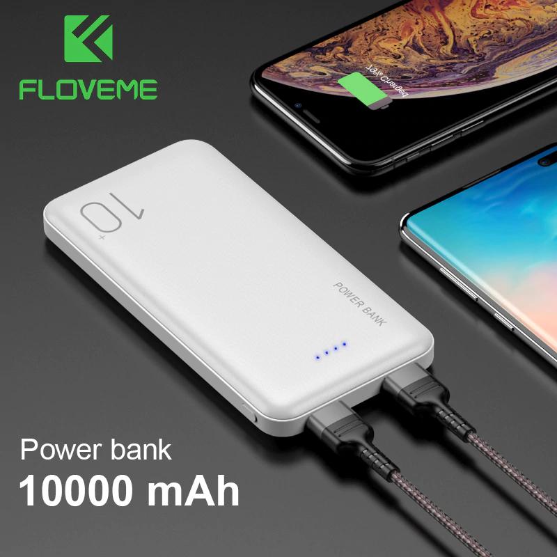 Powerbank FLOVEME 10000mAh za 7,99$