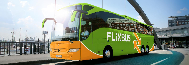 Bilety na FlixBusa od 4,99zł.