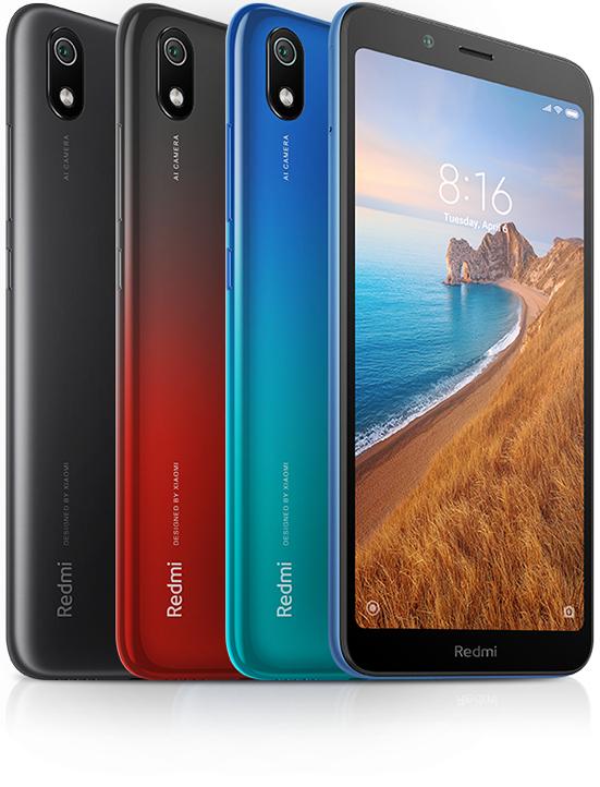 """Xiaomi Redmi 7A - dostawa EU Priority Line / 2GB Ram, 16GB Rom /bateria 4000mAh, wyświetlacz 5,45"""""""
