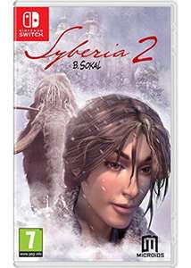 Syberia 2 - Nintendo Switch