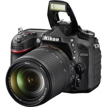 Nikon D7200 Kit AF-S 18-140mm VR Lens @eglobalcentral.pl