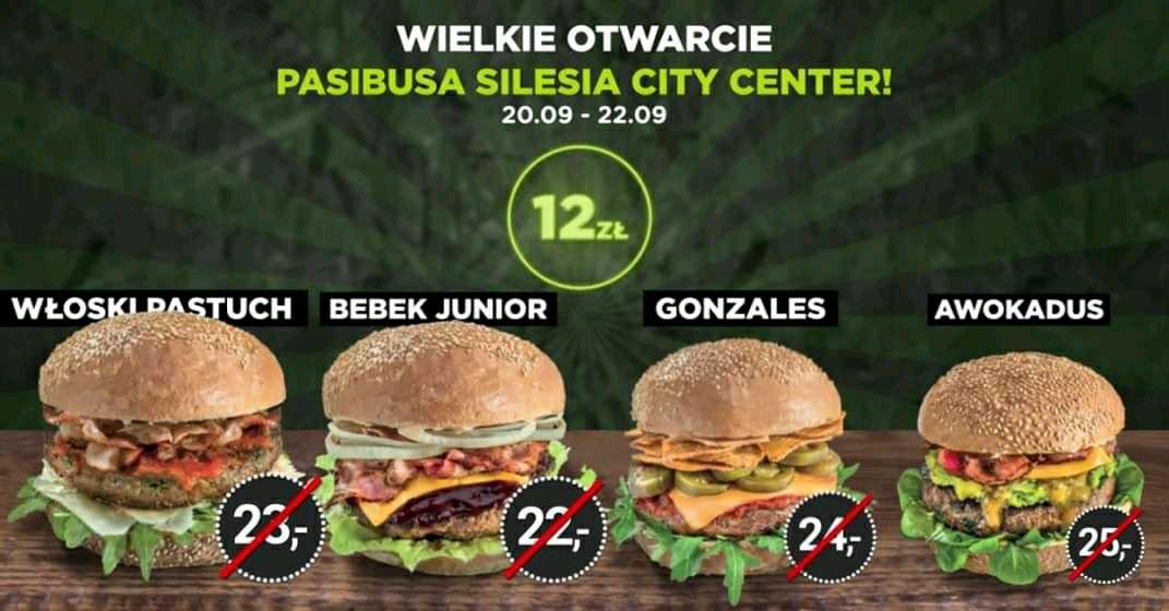 Otwarcie lokalu Pasibus - SCC Katowice