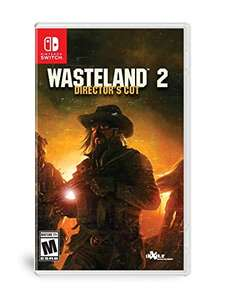 Wasteland 2 Director's Cut - Nintendo Switch
