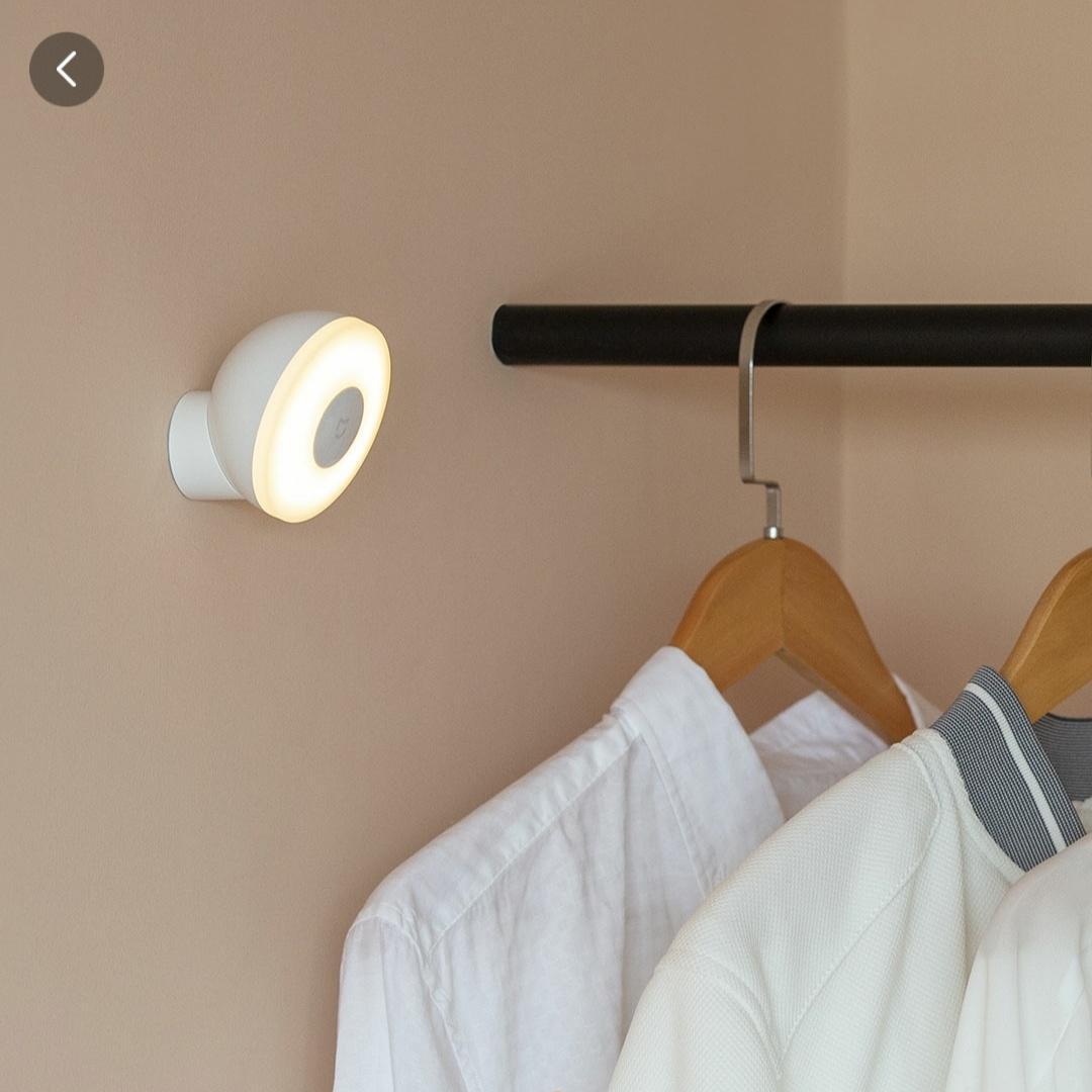 Lampka z sensorem ruchu XIAOMI Mijia MJYD02YL za $8.99