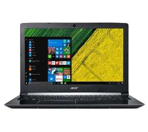 "Acer Aspire 5 15,6"" i5-7200U - 8GB RAM - 1TB Dysk - GeForce MX130- Win10"