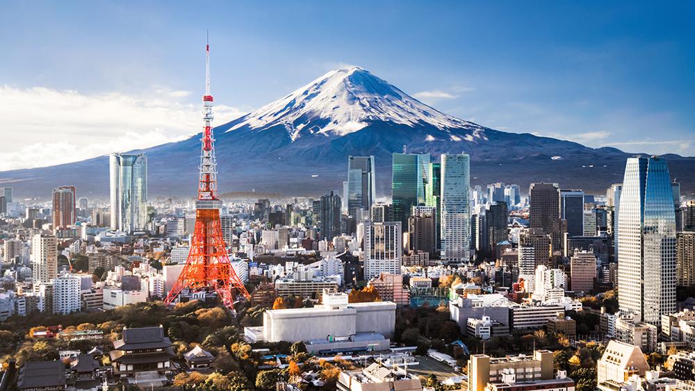 Loty do Tokio z Warszawy w lutym 2020 (na jednym bilecie)