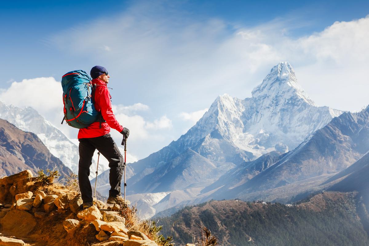 Plecaki i kurtki turystyczne z Gore-texem