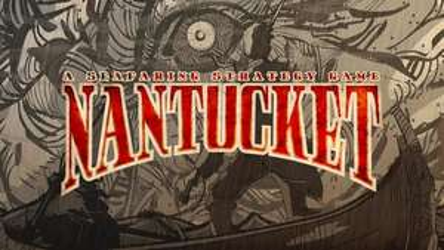 Promocja na Nantucket z okazji premiery dodatku Masters of the Seven Seas @ GOG