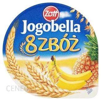 Jogobella 8 zbóż za 0,99zl przy zakupie 2 sztuk Bi1  Czeladź