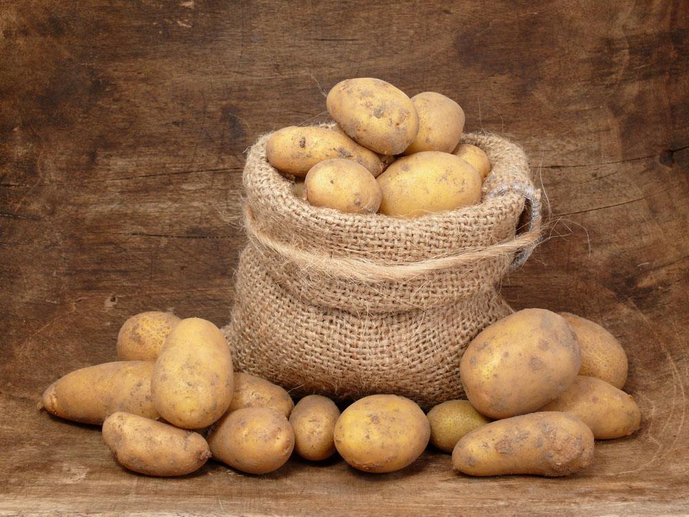 Polskie ziemniaki 1kg Tesco