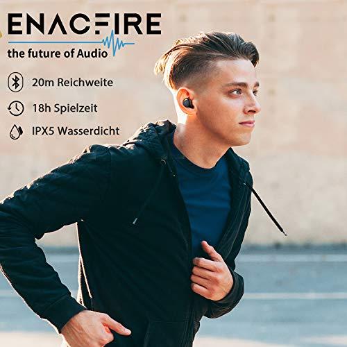 ENACFIRE-Future słuchawki douszne Bluetooth
