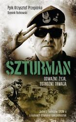 Ebook Szturman Autor:Krzysztof Przepiórka