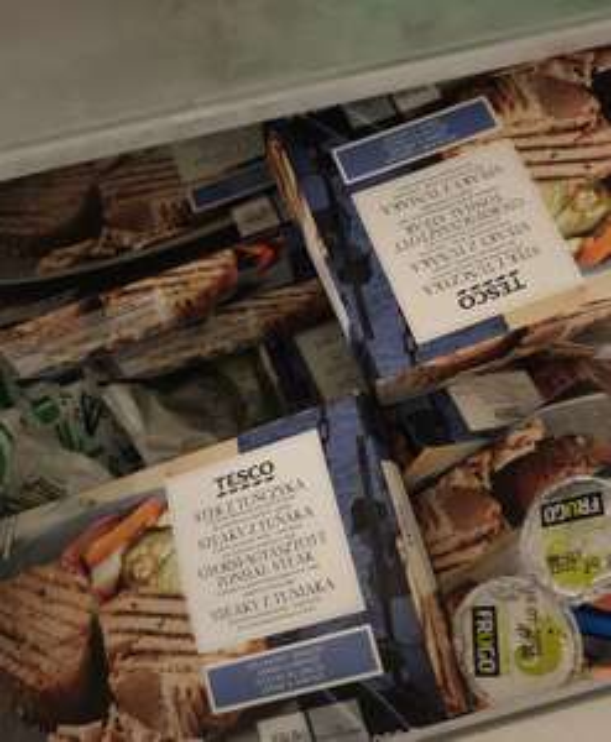 Steki z tuńczyka /Tesco /Błąd cenowy?