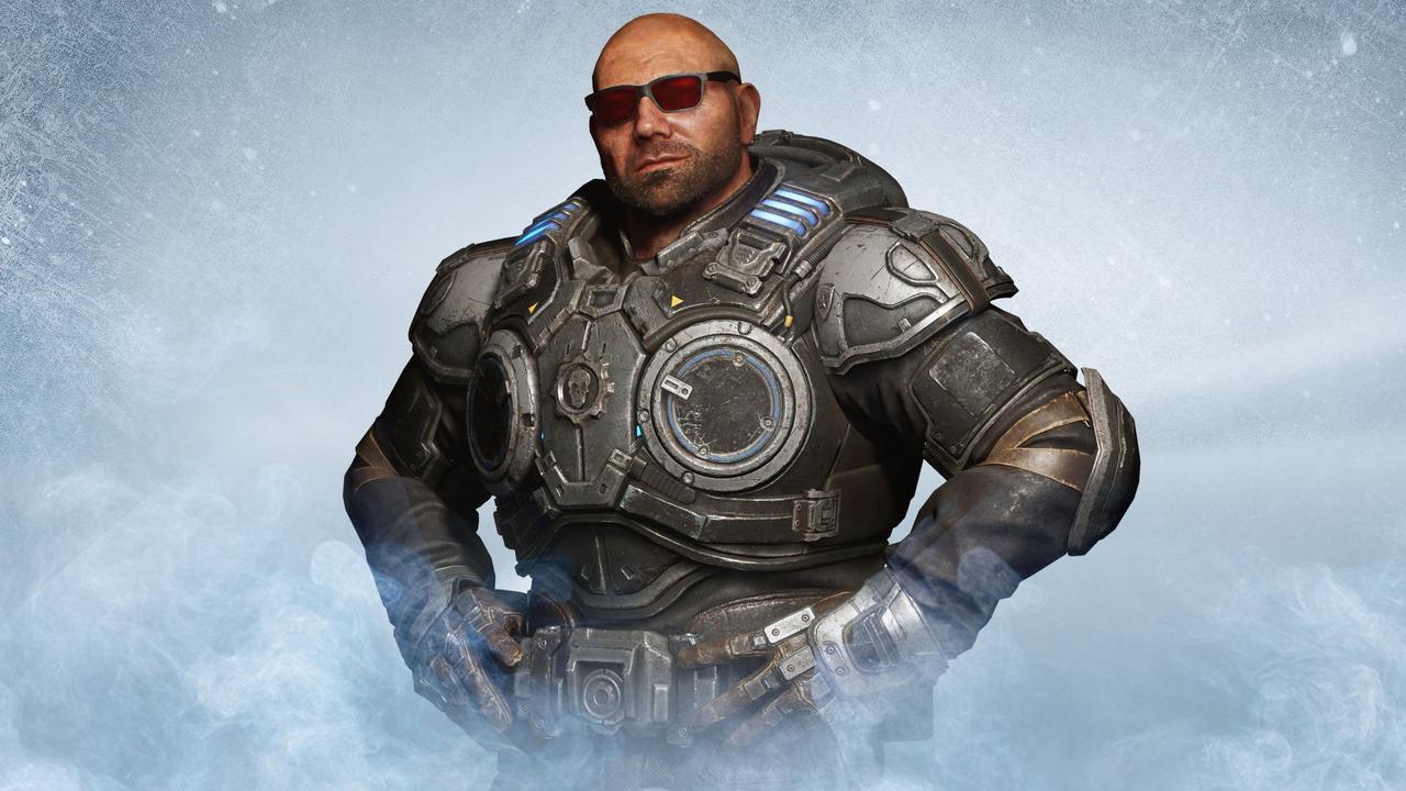Darmowy skin Dave'a Bautisty już dostępny w Gears 5 PC/Xbox One