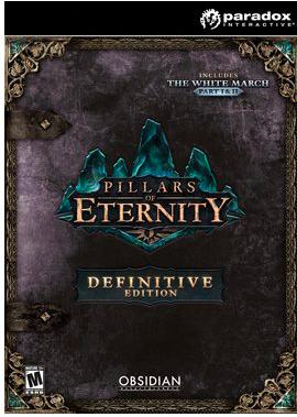 Gra PC Pillars of Eternity - Definitive Edition wersja cyfrowa