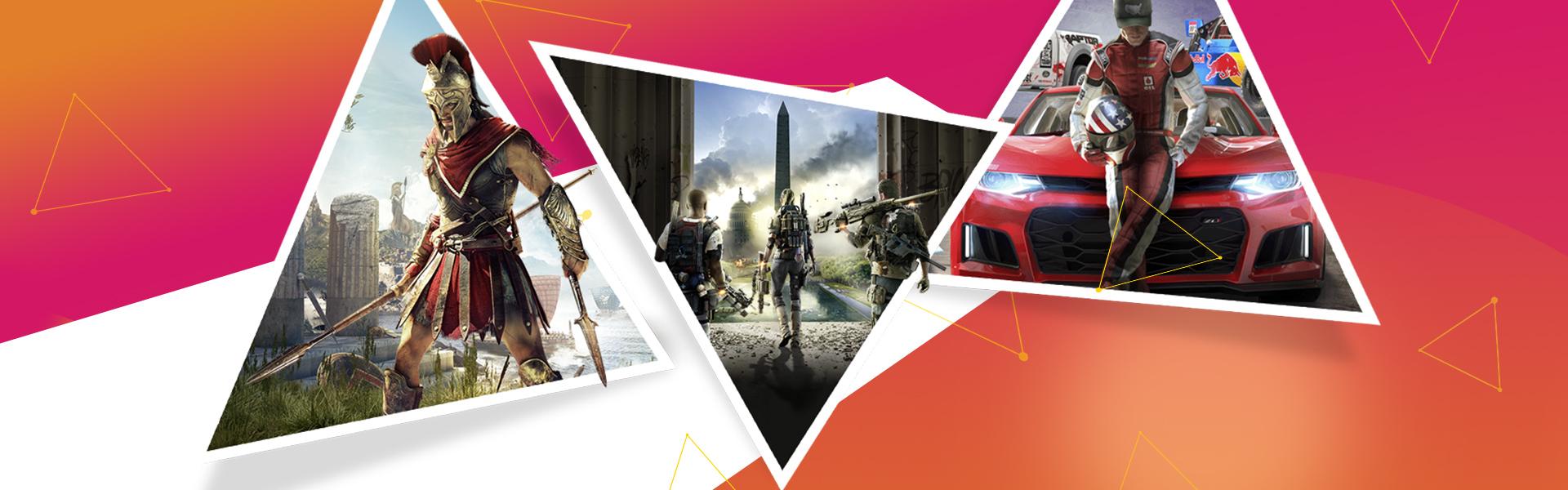 Gry Retro i tytuły Ubisoftu taniej w PlayStation Store