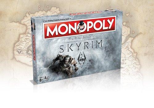 Monopoly Skyrin gra w wersji angielskiej