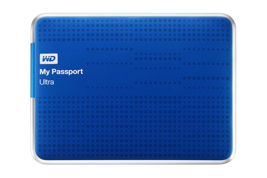 Gorący strzał ! WD My Passport Ultra 1TB niebieski USB 3.0 @ x-kom