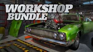 Workshop Bundle - 10 gier indie - symulatory, point&click, fightery.