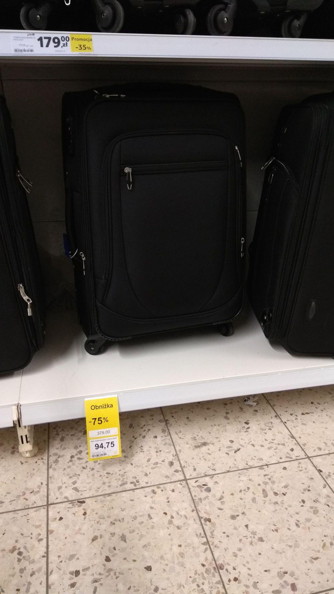Komplet 3 walizek