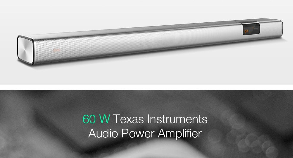 Soundbar BlitzWolf BW-SDB2 89,99 $ - Banggood