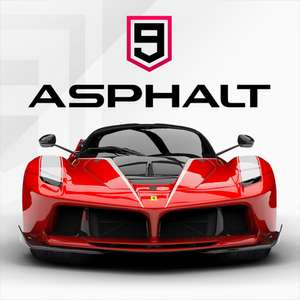 Asphalt 9: Legends za darmo do pobrania na Nintendo Switch z eShop