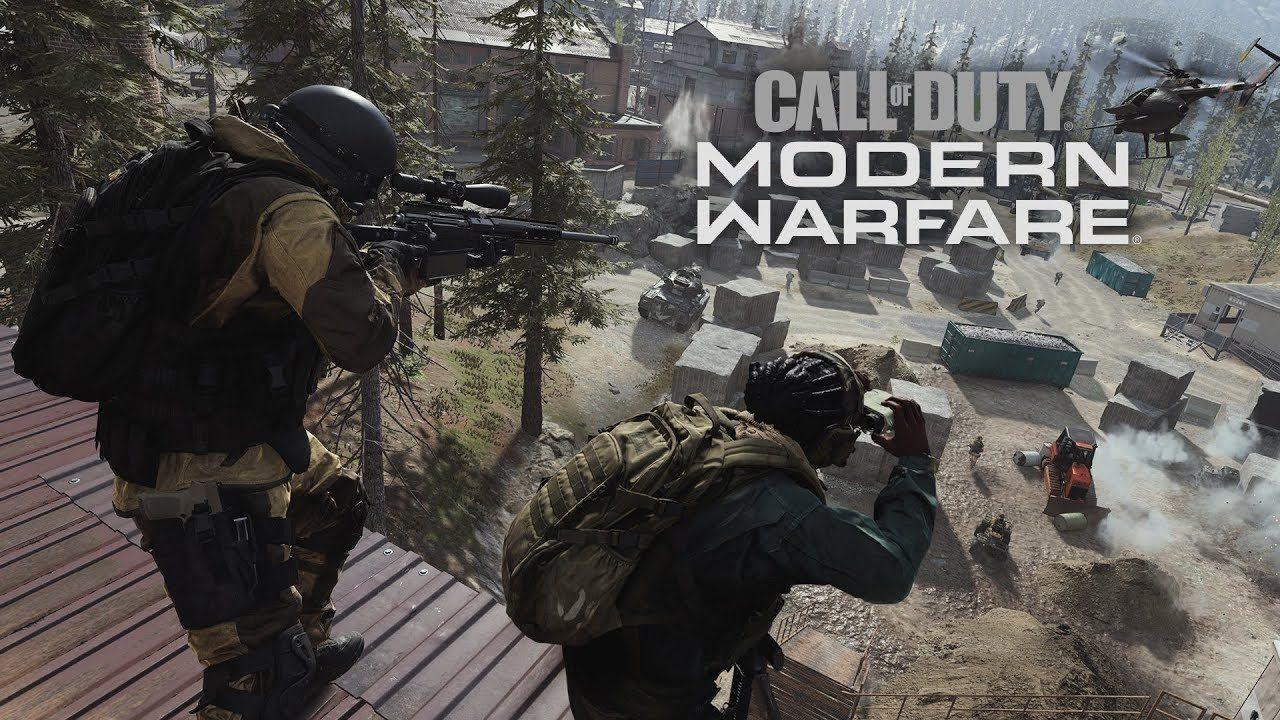 ZA DARMO: Call of Duty: Modern Warfare przy zakupie karty GeForce RTX