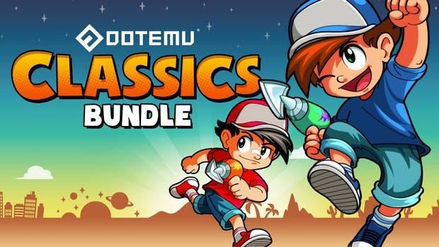 DotEmu Classics Bundle @Fanatical (klucze Steam Sanitarium, LBA 1 i 2 itd.)