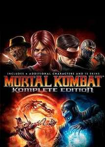 Mortal Kombat Komplete Edition PC/Steam