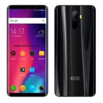 Elephone U 6/128 Amoled FHD+ B20