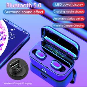 Słuchawki G6S Bluetooth 5.0 TWS Earphone 7,95$