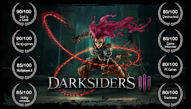 Darksiders III (PC)  Taniej nie było!