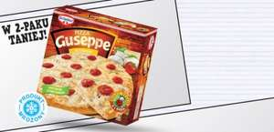 Pizza Guseppe 4sery 2x335g @Biedronka