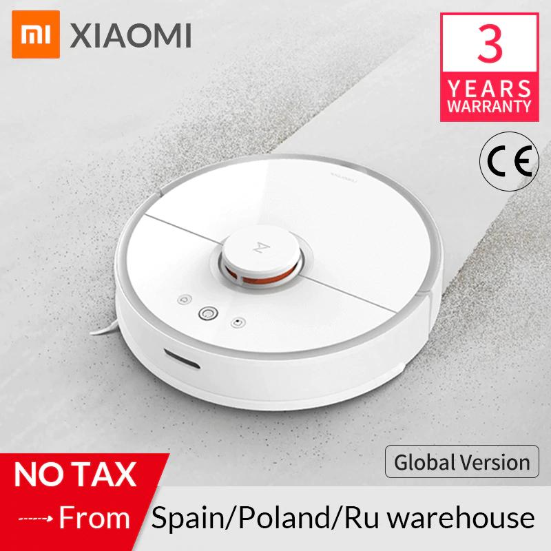 Odkurzacz Xiaomi Roborock S50 i S55  z wysyłką z Polski @ AliExpress