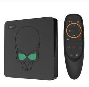 Android BoxBeelink GT-King Amlogic S922X 2.2GHz Android 9.0 4GB DDR4 64GB eMMC 4K