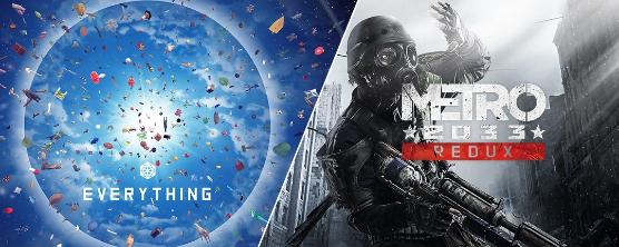 Everything oraz Metro 2033 Redux kolejnymi darmowymi grami @ Epic Games Store od 26.09
