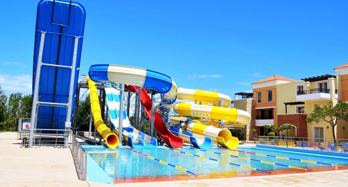 Kreta: 4* TUI SplashWorld Chrispy Resort z all inclusive za 1699 zł  z Katowic i Warszawy Październik