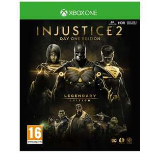 INJUSTICE 2 LEGENDARY EDITION /PL /XBOX ONE/Injustice 2 Edycja GOTY Legendary PL 2 Graczy PS4/Xbox One