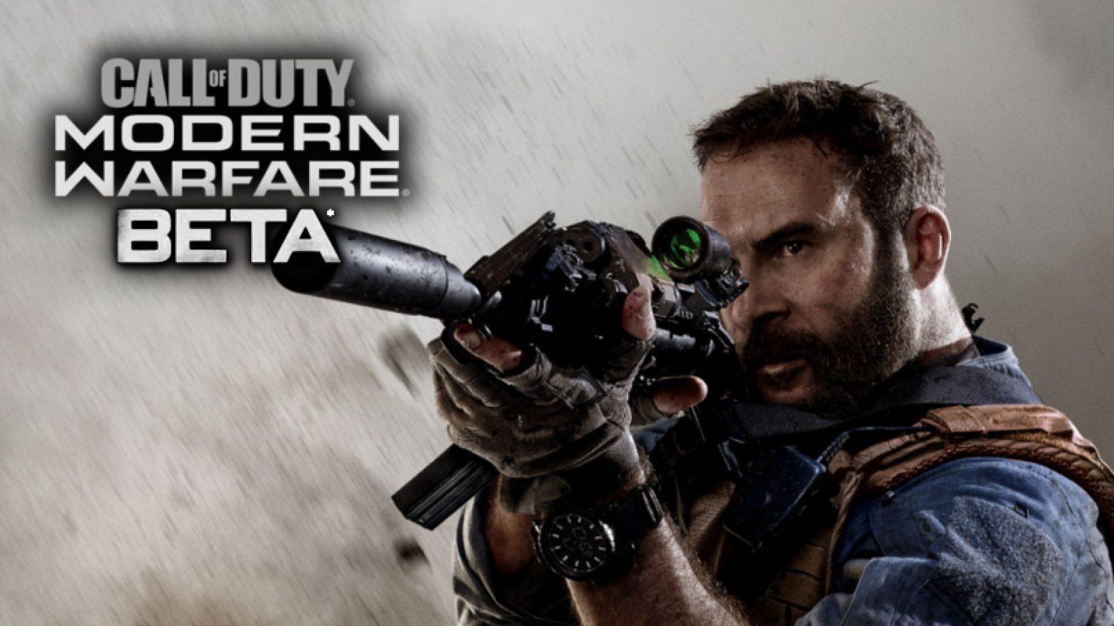 Dostęp do zamkniętej bety Call of Duty: Modern Warfare dla każdego na PC/XO/PS4