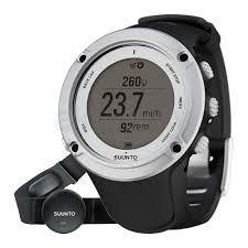 Zegarek sportowy Suunto Watch Ambit2 Silver (HR)