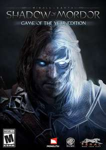 Middle-Earth: Shadow of Mordor Game of the Year Edition PC/Steam