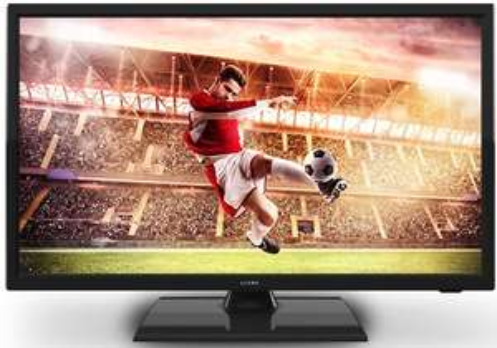 "Telewizor LED Kiano Slim 19"" HD Ready, USB, HDMI, pilot, telegazeta, radio"